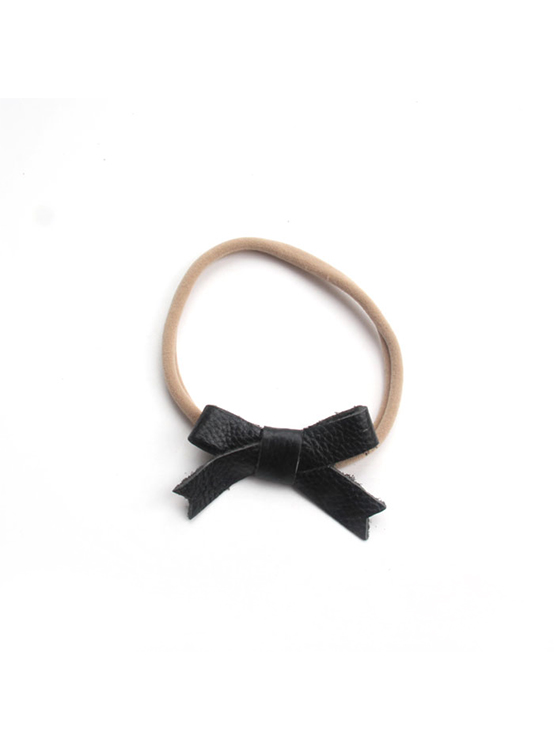 runningbear-bows-black