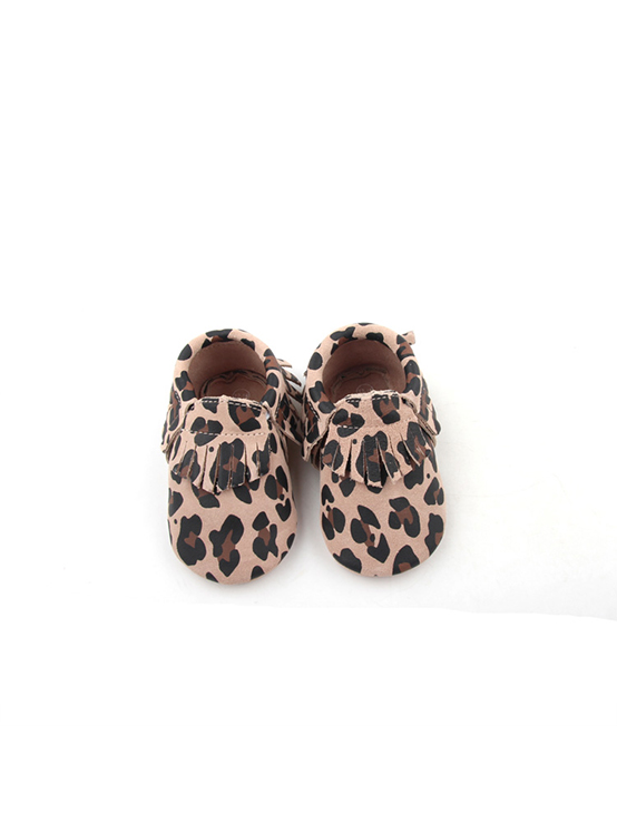 Running Bear Wild at Heart Baby Moccasins